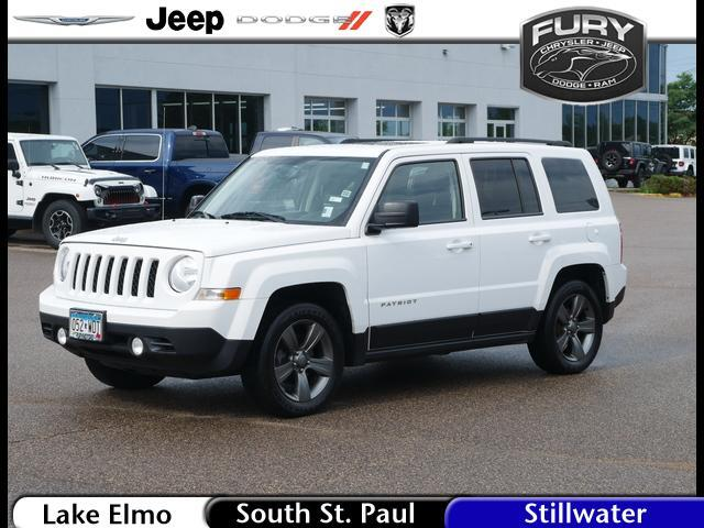 2014 Jeep Patriot FWD 4dr High Altitude St. Paul MN