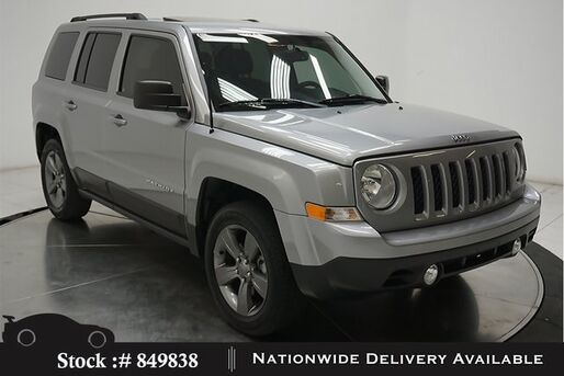 2014_Jeep_Patriot_High Altitude SUNROOF,HEATED SEATS,17IN WHLS_ Plano TX