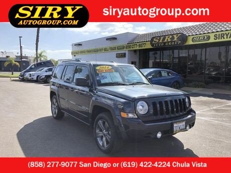 2014 Jeep Patriot High Altitude San Diego CA