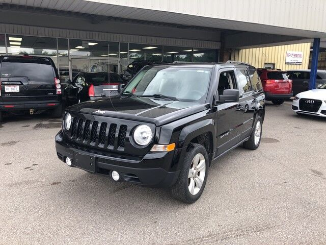 2014 Jeep Patriot Latitude 4WD Cleveland OH ...