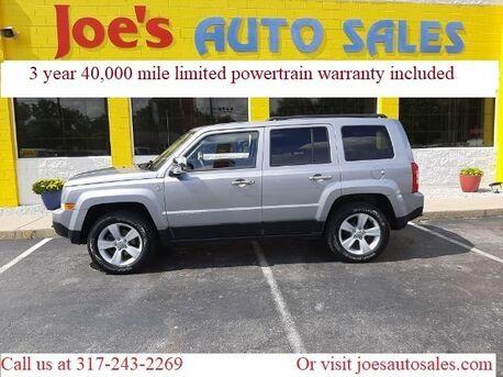 2014_Jeep_Patriot_Latitude 4WD_ Indianapolis IN