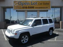 2014_Jeep_Patriot_Latitude 4WD_ Las Vegas NV