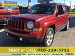 2014 Jeep Patriot Latitude 4WD w/Moonroof & Heated Seats