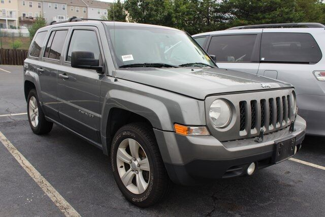 2014 Jeep Patriot Latitude Fredericksburg VA