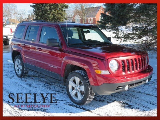 2014 Jeep Patriot Latitude Battle Creek MI