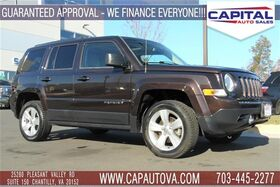 2014_Jeep_Patriot_Latitude_ Chantilly VA