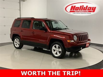 2014_Jeep_Patriot_Latitude_ Fond du Lac WI