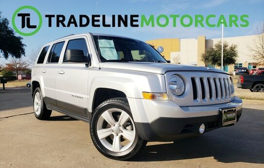 2014 Jeep Patriot Latitude HEATED SEATS, POWER WINDOWS, POWER LOCKS, AND MUCH MORE!!! CARROLLTON TX