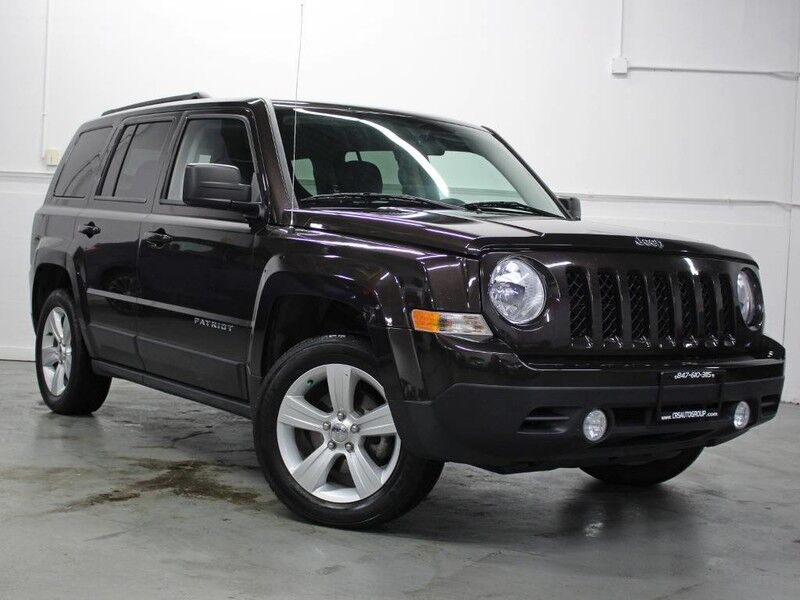2014 Jeep Patriot Latitude Heated Seats Remote Start