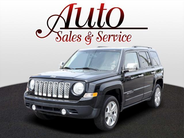 2014 Jeep Patriot Latitude Indianapolis IN
