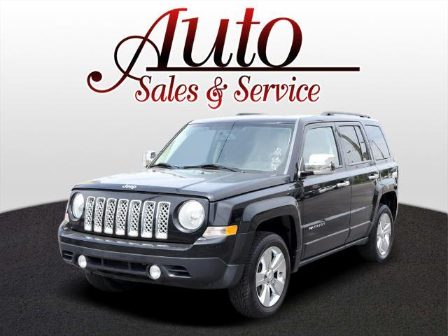 2014 Jeep Patriot Latitude Indianapolis IN