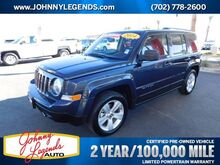 2014_Jeep_Patriot_Latitude_ Las Vegas NV