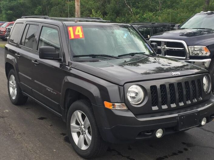 2014 Jeep Patriot Latitude Rock City NY