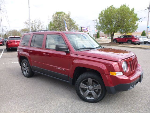 2014 Jeep Patriot Latitude Memphis TN