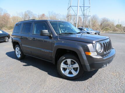 2014_Jeep_Patriot_Latitude_ Memphis TN