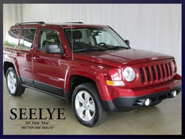 2014 Jeep Patriot Latitude Paw Paw MI