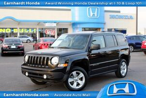 2014_Jeep_Patriot_Latitude_ Phoenix AZ