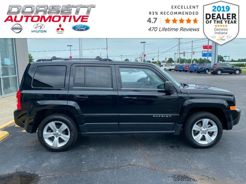 2014 Jeep Patriot Latitude Marshall IL