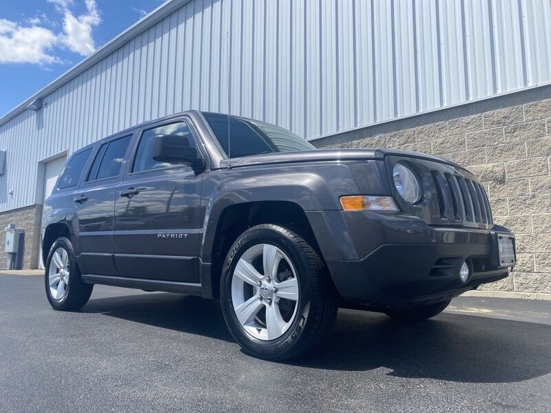 2014 Jeep Patriot Latitude Wilmington OH
