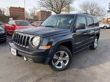 2014_Jeep_Patriot_Latitude_ Worcester MA