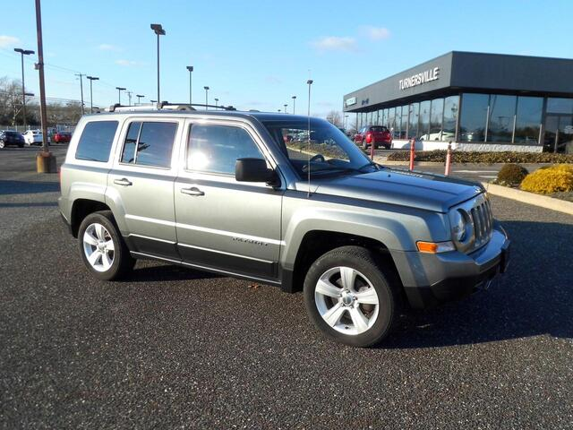 2014 jeep patriot limited - 4x4 - leather - sirius/xm turnersville