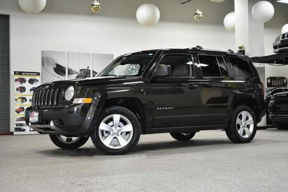 2014_Jeep_Patriot_Limited_ Boston MA