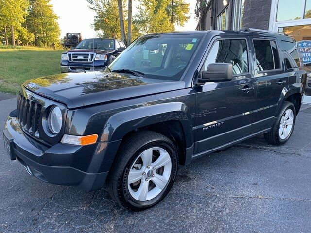 2014 Jeep Patriot Limited Raleigh NC