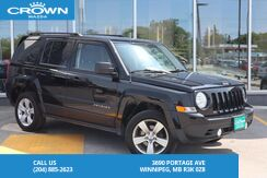 2014_Jeep_Patriot_Limited_ Winnipeg MB