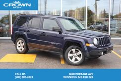 2014_Jeep_Patriot_North **WInter tires/Low Payments**_ Winnipeg MB