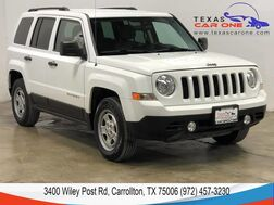 2014_Jeep_Patriot_SPORT AUTOMATIC CRUISE CONTROL STEERING WHEEL CONTROLS_ Carrollton TX
