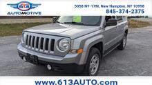 2014_Jeep_Patriot_Sport 2WD_ Ulster County NY