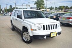 2014_Jeep_Patriot_Sport 2WD_ Houston TX