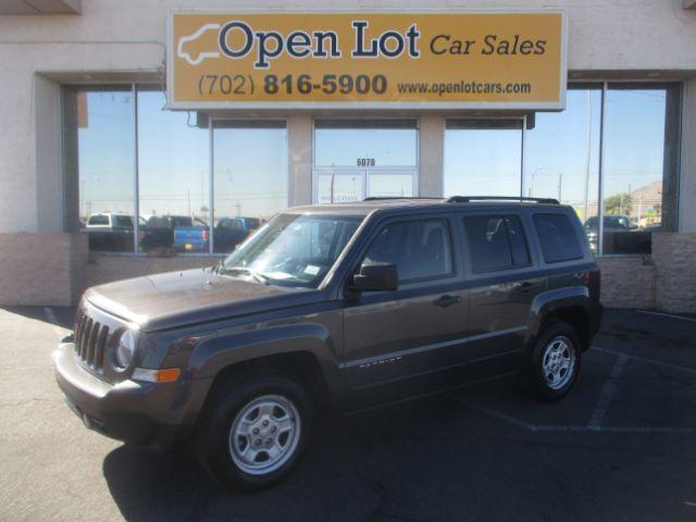 2014 Jeep Patriot Sport 2WD Las Vegas NV