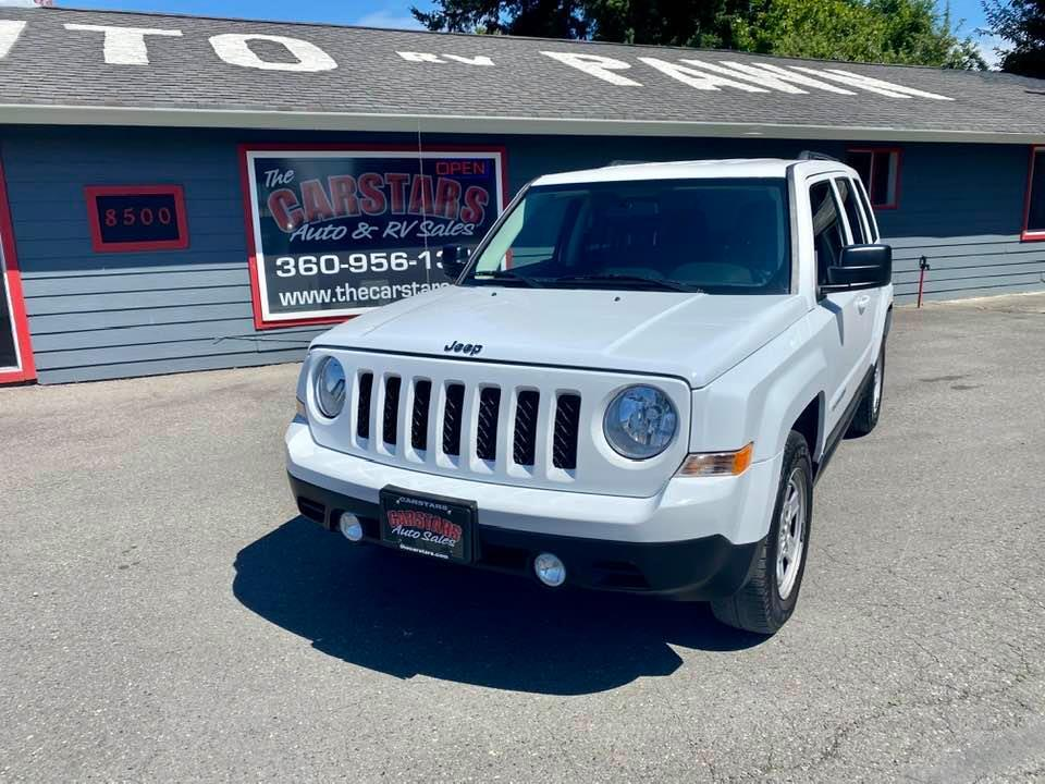 2014 Jeep Patriot Sport 2WD Olympia WA