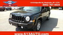 2014_Jeep_Patriot_Sport 4WD_ Ulster County NY