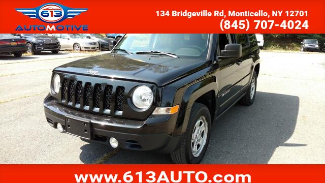 2014 Jeep Patriot Sport 4WD Ulster County NY