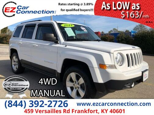 2014_Jeep_Patriot_Sport 4WD_ Frankfort KY