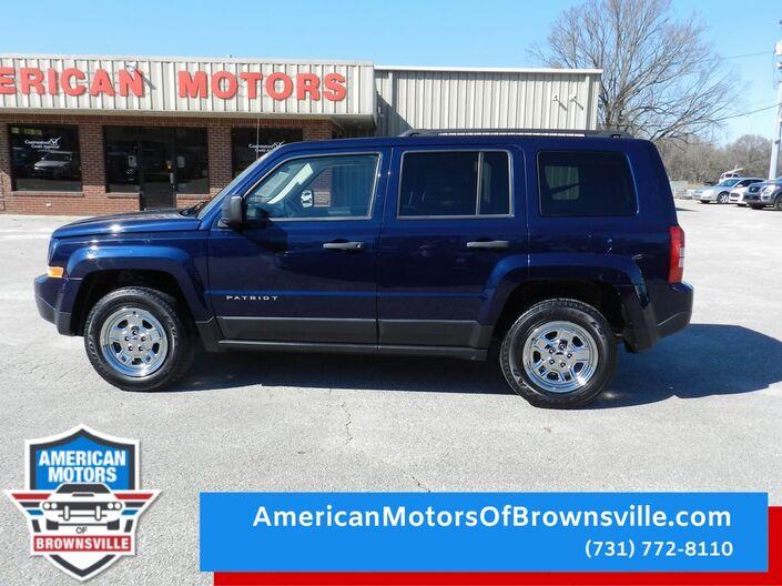 2014 Jeep Patriot Sport Brownsville TN