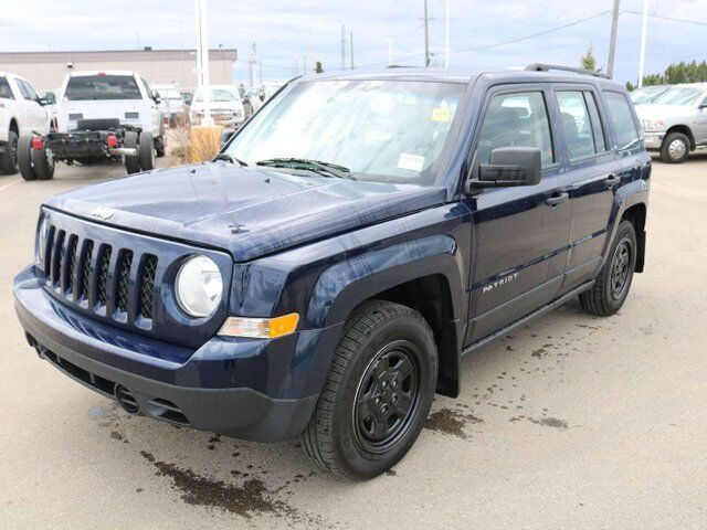2014 Jeep Patriot Sport Edmonton AB