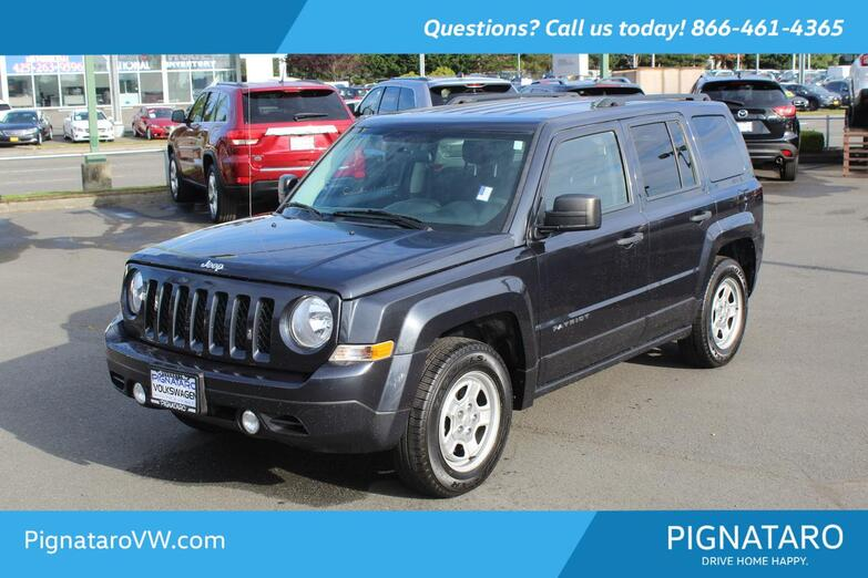 2014 Jeep Patriot Sport Everett WA