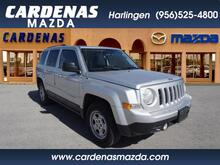 2014_Jeep_Patriot_Sport_ Harlingen TX