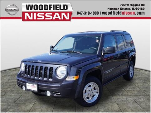 2014_Jeep_Patriot_Sport_ Hoffman Estates IL