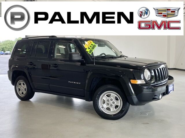 2014 Jeep Patriot Sport Kenosha WI