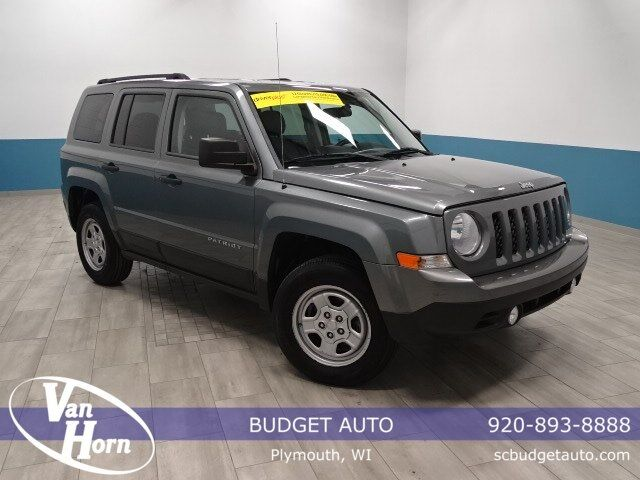 2014 Jeep Patriot Sport Plymouth WI