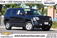 2014_Jeep_Patriot_Sport_ Roseville CA
