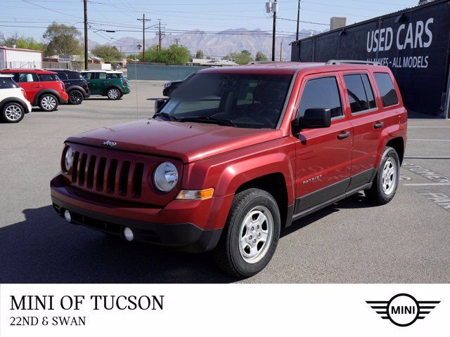 2014 Jeep Patriot Sport Tucson AZ