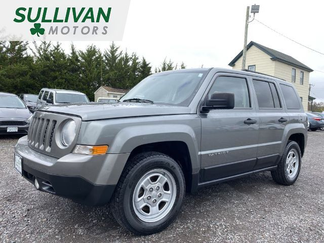 2014 Jeep Patriot Sport Woodbine NJ