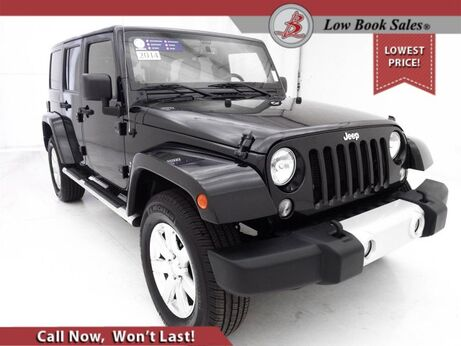 2014_Jeep_WRANGLER UNLIMITED_SAHARA 4WD HARD TOP_ Salt Lake City UT