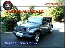 Jeep Wrangler 4WD Unlimited Sahara 2014