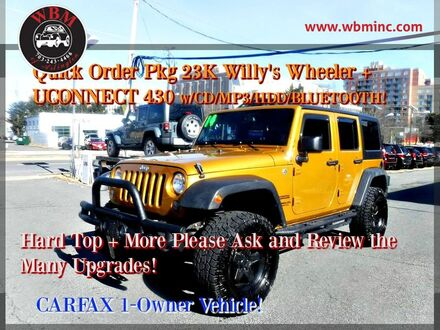 2014_Jeep_Wrangler_4WD Unlimited Sport_ Arlington VA